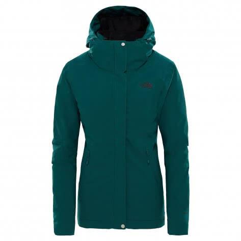 The North Face Damen Outdoorjacke Inlux Ins Jacket 3K2J-BCW XS BOTANICAL GARDEN GREEN | XS