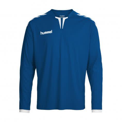 Hummel Herren Trikot Core LS Poly Jersey 04615-7045 M True Blue | M