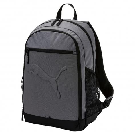 Puma Rucksack Buzz Backpack 073581 Steel Gray G...