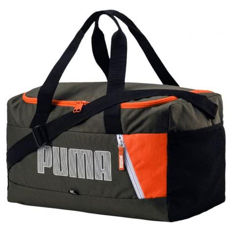Puma Sporttasche Fundamentals Sports Bag S II 075094-05 Forest Night | One size