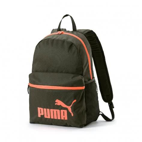 Puma Unisex Rucksack Phase Backpack 075487-05 One size Forest Night | One size