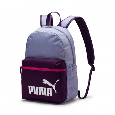 Puma Unisex Rucksack Phase Backpack 075487-13 Sweet Lavender-Indigo   One size
