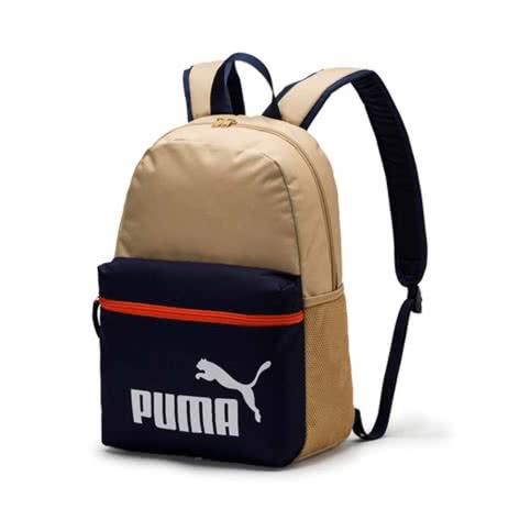 Puma Unisex Rucksack Phase Backpack 075487-18 One size Taos Taupe-Peacoat | One size