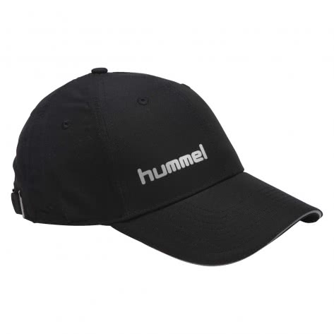 Hummel Kappe Basic Cap 089066-2001 One size Black | One size