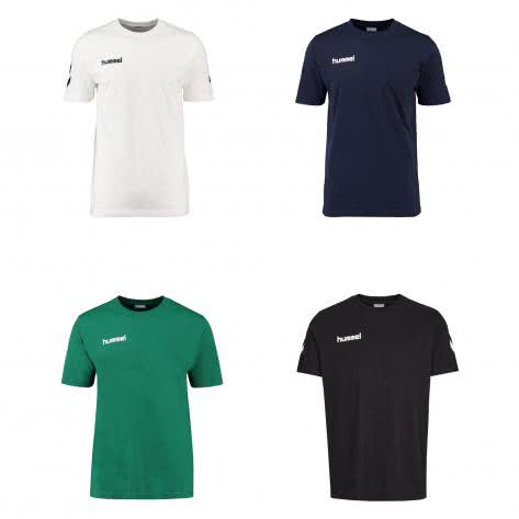 Hummel Herren T-Shirt Core Cotton Tee 09541