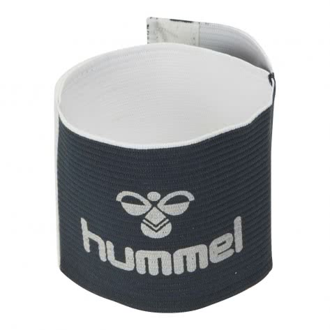 Hummel Kapitänsbinde Old School Captains Band 099164-7268 One size Marine/Silver | One size