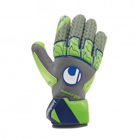 Uhlsport Torwarthandschuhe Tensiongreen Absolutgrip Reflex