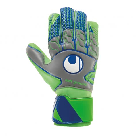 Uhlsport Torwarthandschuhe Tensiongreen Soft HN COMP
