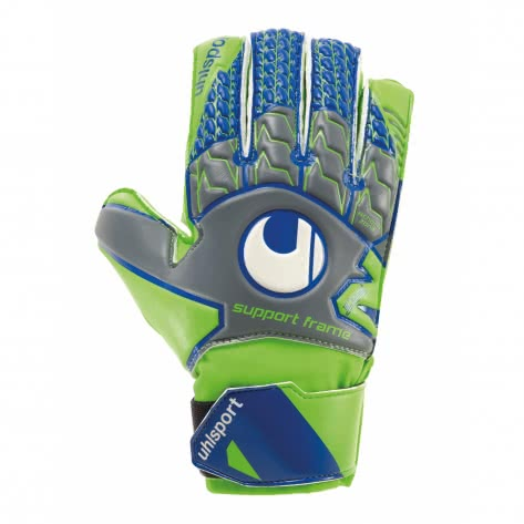 Uhlsport Kinder Torwarthandschuhe Tensiongreen Soft SF Jr