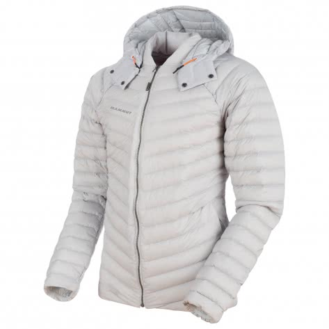 Mammut Herren Daunenjacke Alvra Light IN Hooded 1013-00150-00103 XL marble | XL