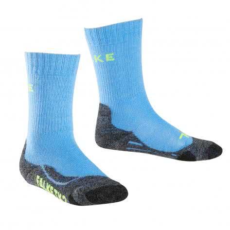 Falke Kinder Trekking Socken TK2 Kids 10442 blue note Größe 27 30,31 34,35 38