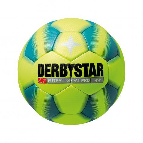 Derbystar Fussball Futsal Goal Pro 1082 4 Gelb/Blau | 4