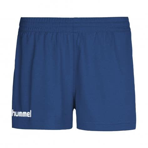 Hummel Damen Short Core Poly Shorts 11086
