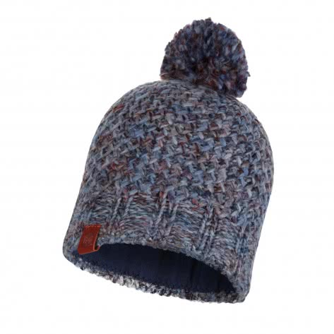 Buff Mütze Knitted & Polar Margo 113513-707 Blue | One Size