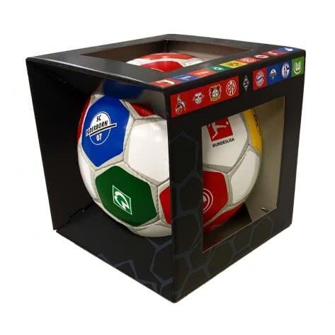 Derbystar Fussball Bundesliga Clublogo Pro SE 19/20 1140501190 5 Weiss/Grau | 5