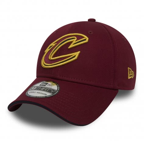 New Era Kappe Team 3930 39THIRTY 11794619 S/M Cleveland Cavaliers | S/M