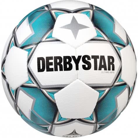 Derbystar Fussball Ultimo APS 1180500169 Weiss-Blau-Silber   5