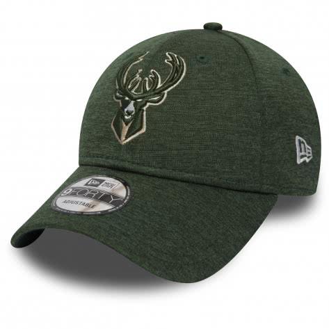 New Era Kappe Shadow Tech 9Forty Adjustable 11871296 One size Milwaukee Bucks | One size