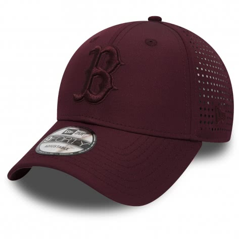 New Era Kappe Feather Perf 9Forty Adjustable 11871533 One size Boston Red Sox | One size