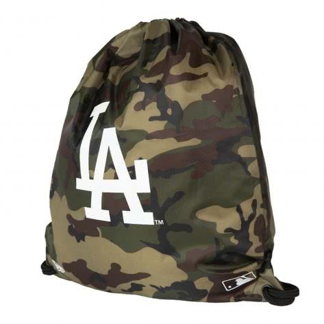 New Era Turnbeutel MLB Gym Sack 11942039 Los Angeles Dodgers-WDCWHI | One size