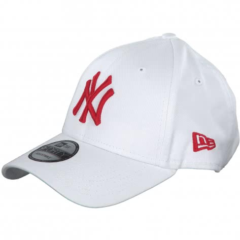 New Era Kappe Adjustable League Essentital 9Forty 11945651 One size New York Yankees-White | One size
