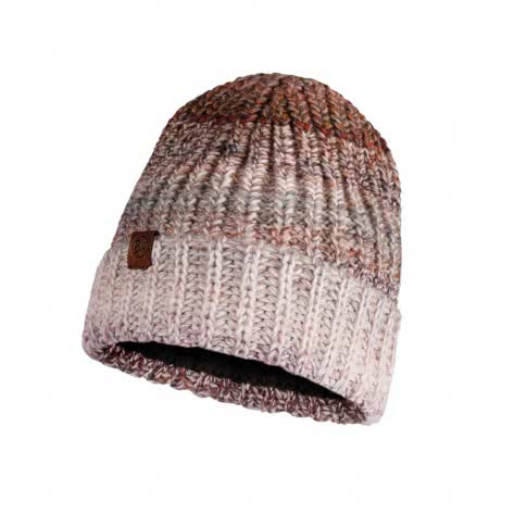 Buff Mütze Knitted & Polar Olya 120844-937 Grey | One Size