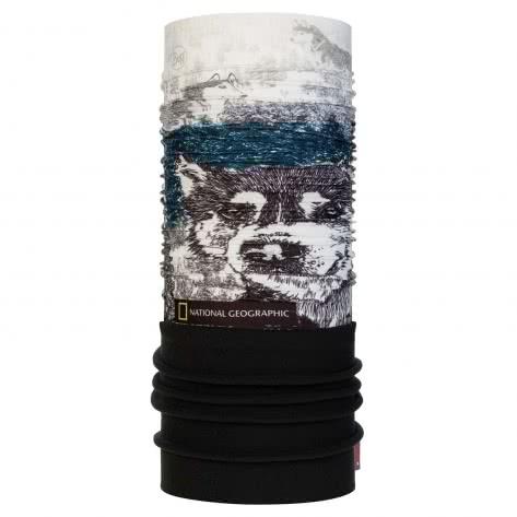 Buff Schlauchtuch National Geographic Polar 121558-774 Siberian Flint | One size