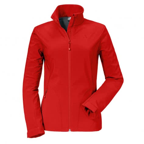Schöffel Damen Softshelljacke Tarija3 12357-2015 38 Aura Orange | 38