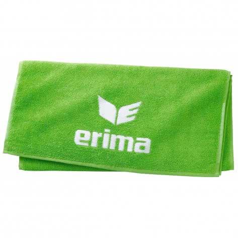 erima Badetuch 124821 Weiß/Green | One size