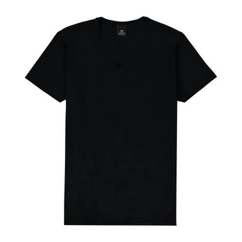 Scotch & Soda Herren T-Shirt V-Ausschnitt 124892