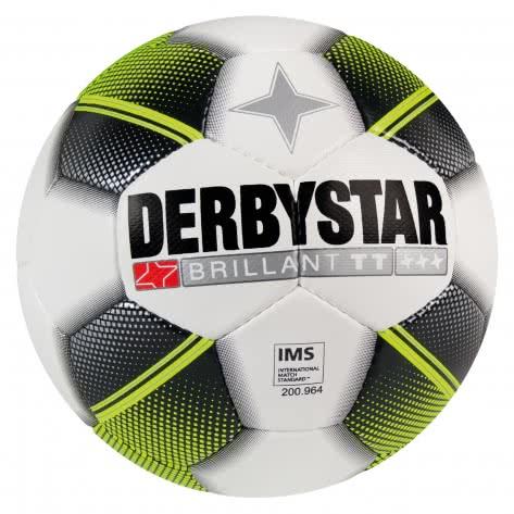 Derbystar Fussball Brillant TT HS 1294500125 5 weiß schwarz gelb | 5
