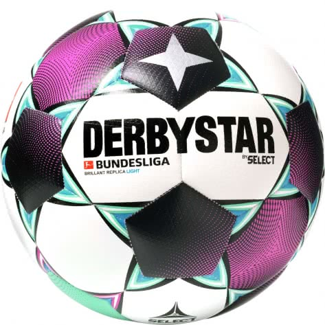 Derbystar Fussball Bundesliga 2020/21 Brillant Replica Light