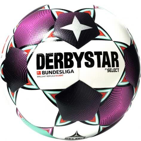 Derbystar Fussball Bundesliga 2020/21 Brillant Replica S-Light