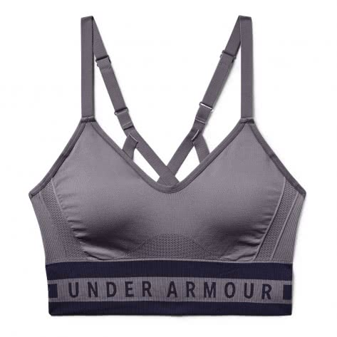 Under Armour Damen Sport BH Seamless Longline 1322552