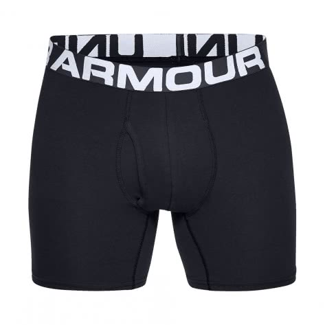 Under Armour Herren Boxershort Charged Cotton 15cm 3Pack 1327426