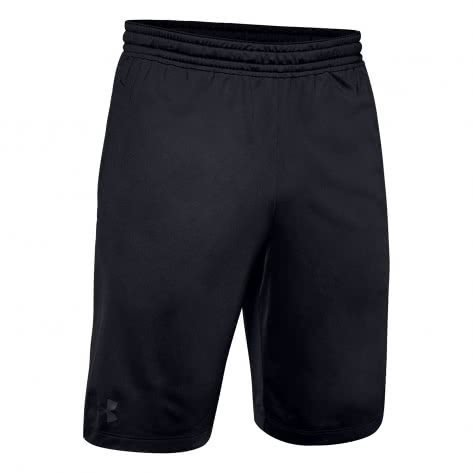 Under Armour Herren Short MK1 Wordmark 1345250-001 L Black/Jet Gray | L
