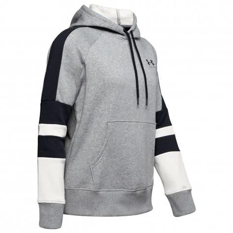 Under Armour Damen Hoodie Rival Fleece LC Logo Novelty 1348552