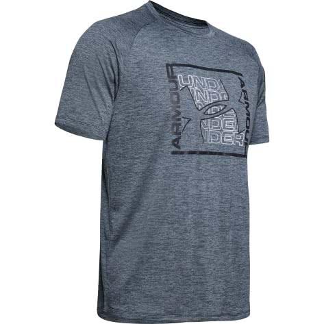 Under Armour Herren T-Shirt UA Tech Graphic 1350842
