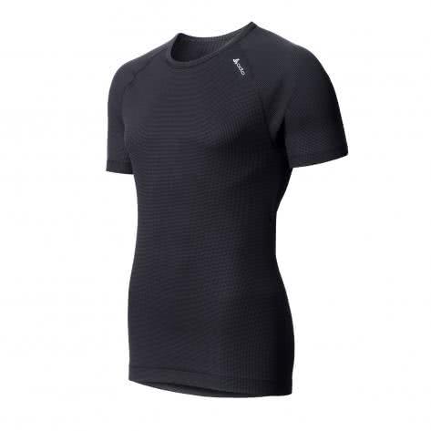 Odlo Herren Shirt s/s crew neck CUBIC 140042