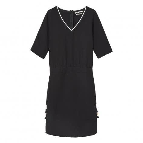 Maison Scotch Damen Kleid Double Layer Sporty Dress 140667-08 S Black   S