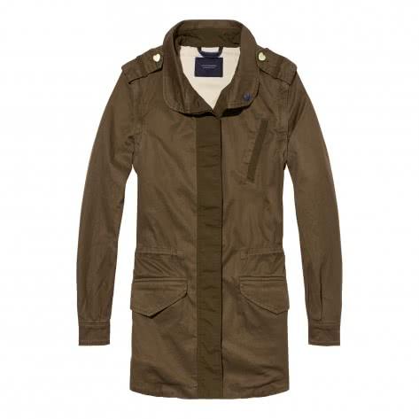 Maison Scotch Damen Jacke Army Jacket 141374