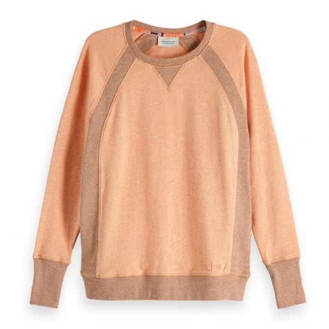Maison Scotch Damen Pullover Relaxed light weight sweat 147567