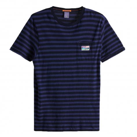Scotch & Soda Herren T-Shirt Classic Tee 149046