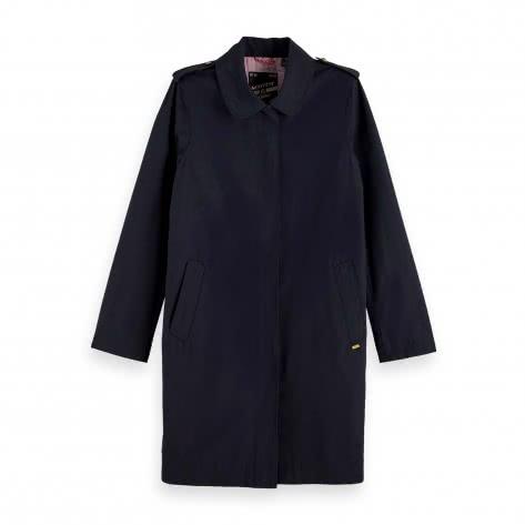 Maison Scotch Damen Trenchcoat Technical 151048