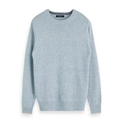 Scotch & Soda Herren Pullover Classic Wool Blend 152388
