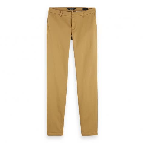 Maison Scotch Damen Chinohose Slim Fit Chino 152613