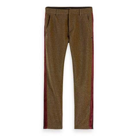 Maison Scotch Damen Hose Tapered Lurex Pants 152671