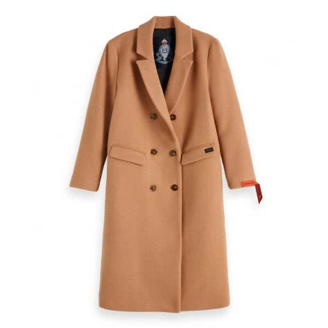 Maison Scotch Damen Mantel Double Breasted Wool Coat 15288