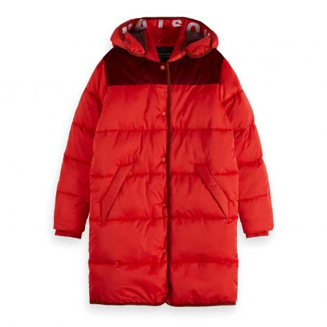 Maison Scotch Damen Steppmantel Primaloft Jacket 152710