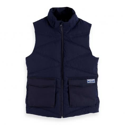 Scotch & Soda Herren Weste Bodywarmer 153459